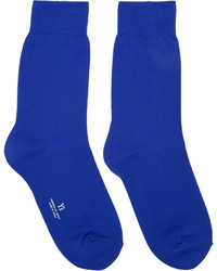 Chaussettes bleues Y's