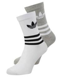 Chaussettes gris adidas