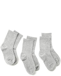 Chaussettes grises