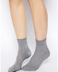Chaussettes grises Asos