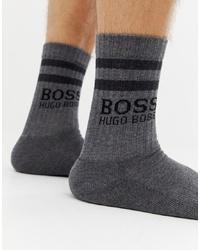 Chaussettes grises BOSS