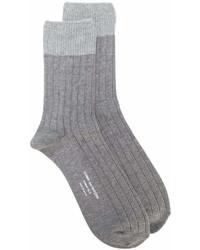 Chaussettes grises Comme des Garcons