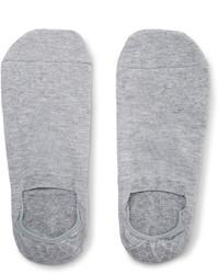 Chaussettes invisibles grises Falke