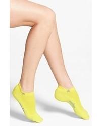 Chaussettes jaunes