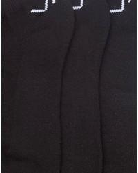 Chaussettes noires Vans