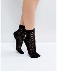 Chaussettes noires Asos