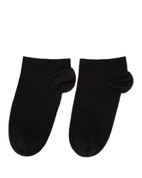 Chaussettes noires Wolford