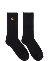 Chaussettes noires CARHARTT WORK IN PROGRESS