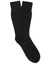Chaussettes noires Corgi