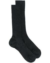 Chaussettes noires DSQUARED2