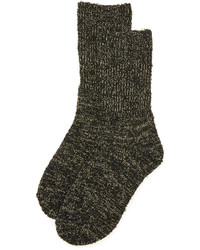 Chaussettes noires Free People