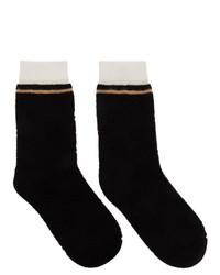 Chaussettes noires Gucci