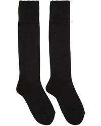 Chaussettes noires Hyke