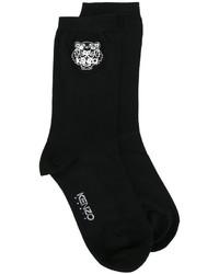 Chaussettes noires Kenzo