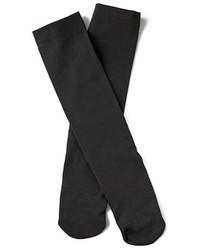 Chaussettes noires Plush