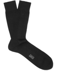 Chaussettes noires Tom Ford