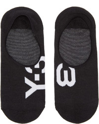 Chaussettes noires Y-3