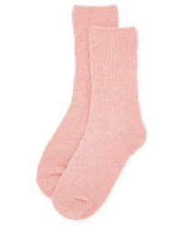 Chaussettes roses Free People