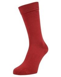 Chaussettes rouges Pantone