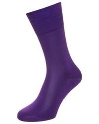 Chaussettes violettes Falke