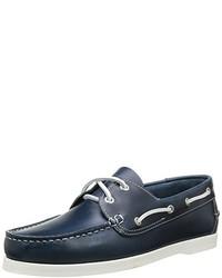 Chaussures bateau bleu marine Aigle