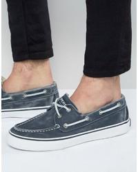 Chaussures bateau bleu marine Sperry