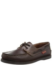 Chaussures bateau marron Chatham