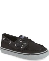 Chaussures bateau noires