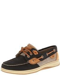 Chaussures bateau noires original 1576239