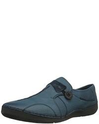 Chaussures bleues Josef Seibel