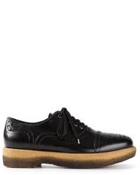 Chaussures brogues noires original 1565223