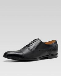 Chaussures brogues noires original 511632