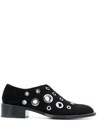 Chaussures brogues noires Proenza Schouler