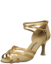 Chaussures brunes claires Diamant