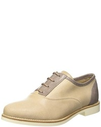 Chaussures brunes claires Geox