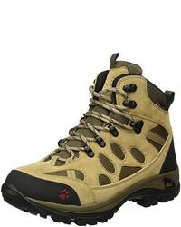 Chaussures brunes claires Jack Wolfskin