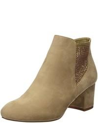 Chaussures brunes claires MARIA MARE