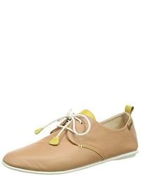 Chaussures brunes claires PIKOLINOS