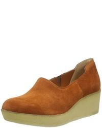 Chaussures brunes Clarks Originals