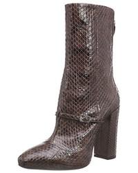 Chaussures brunes Inconnu