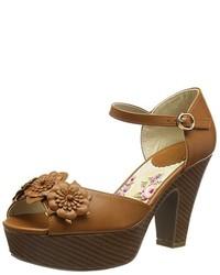 Chaussures brunes Joe Browns
