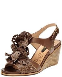 Chaussures brunes Neosens