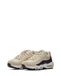 Chaussures de sport beiges
