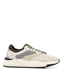 Chaussures de sport beiges BRIMARTS