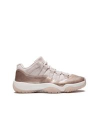 Chaussures de sport beiges Jordan