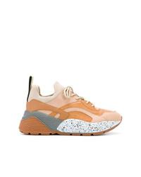 Chaussures de sport beiges Stella McCartney