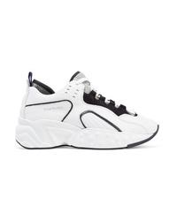 Chaussures de sport blanches Acne Studios