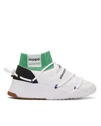 Chaussures de sport blanches Adidas Originals By Alexander Wang
