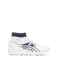 Chaussures de sport blanches Asics