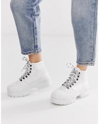 Chaussures de sport blanches ASOS DESIGN
